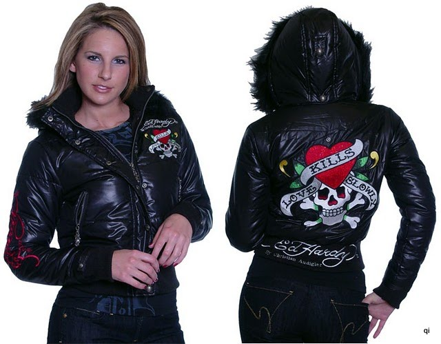promo code 50d51 997f9 ed hardy pas cher femme